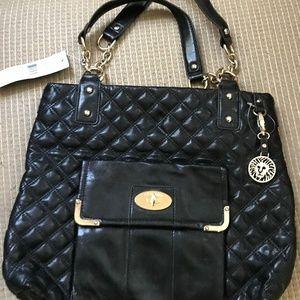 Anne Klein Women's Black Handbag